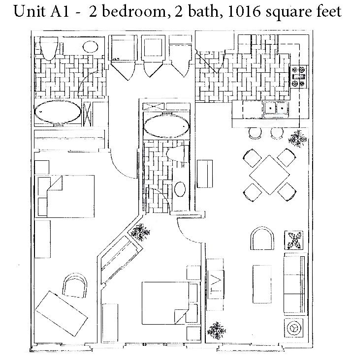 Gaslamp City Square – Unit A1