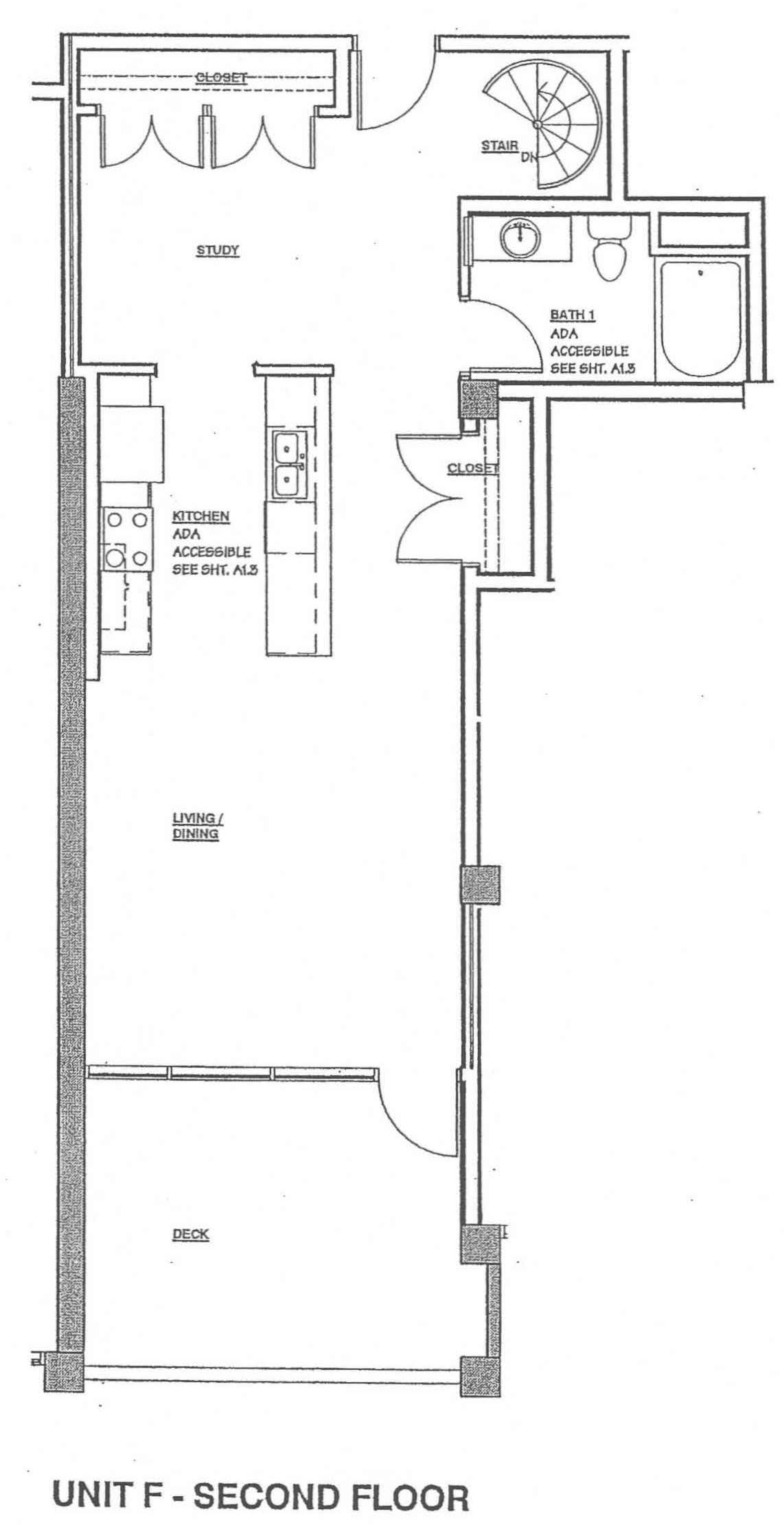 Fahrenheit Unit F – Second Floor