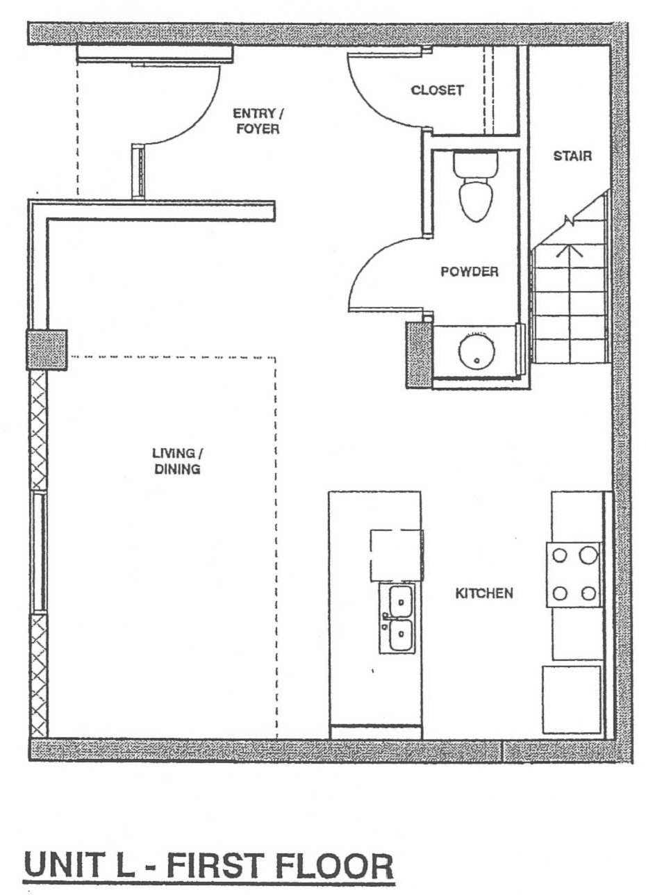 Fahrenheit Unit L – First Floor