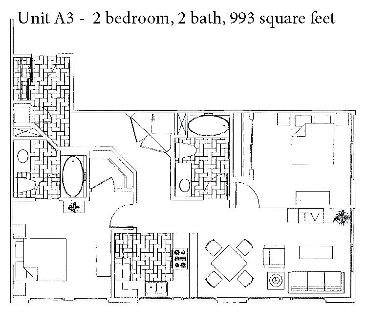Gaslamp City Square – Unit A3
