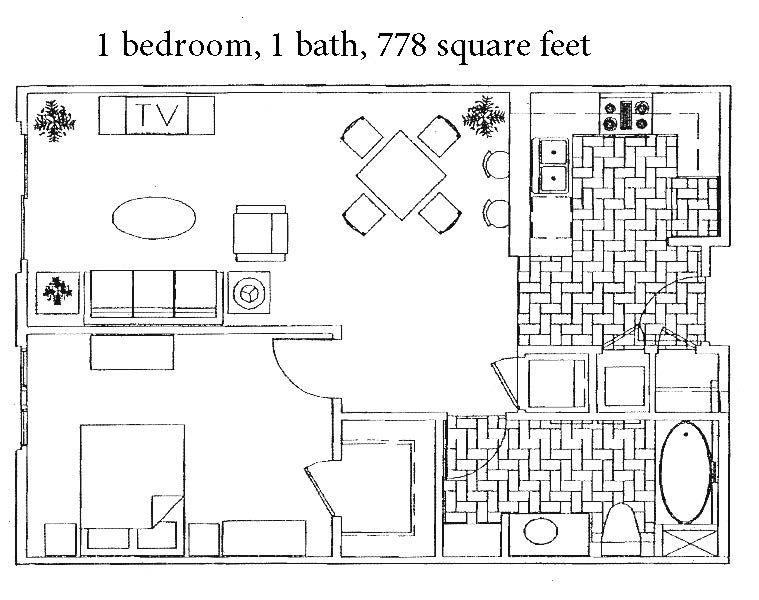 Gaslamp City Square - Unit B2